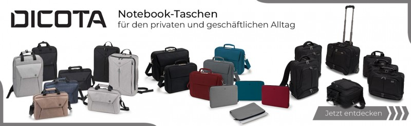 DICOTA - Notebook-Taschen